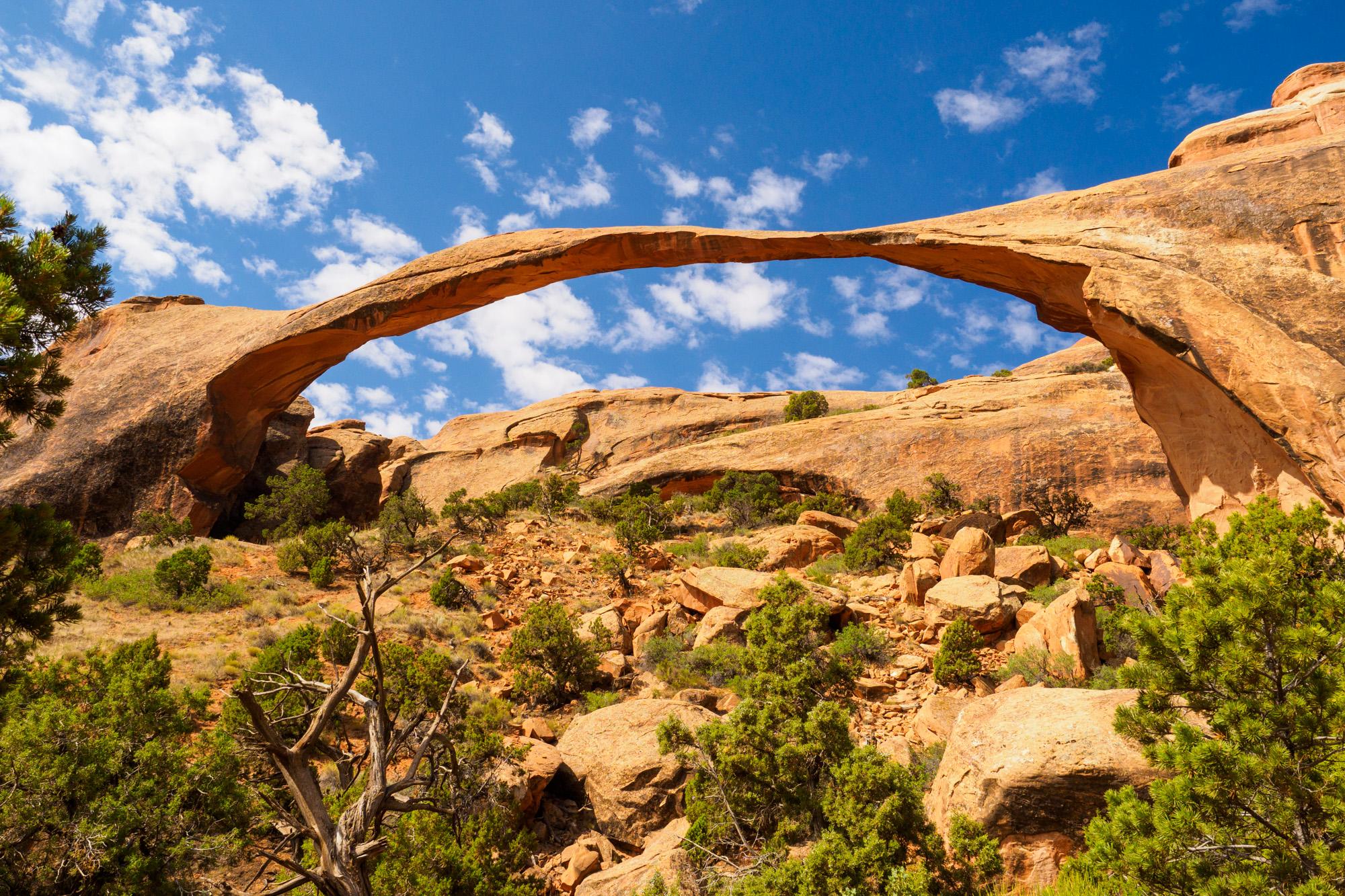 Arches Nationalpark - Landscape Arch