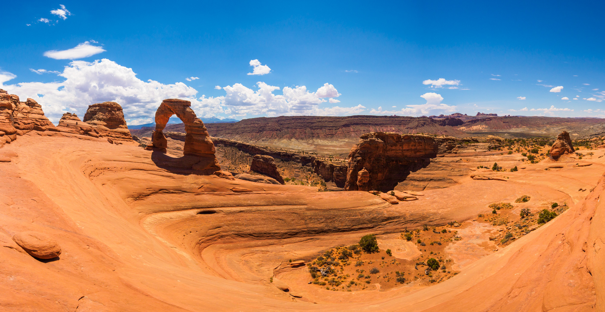 Arches Nationalpark - Delicate Arch