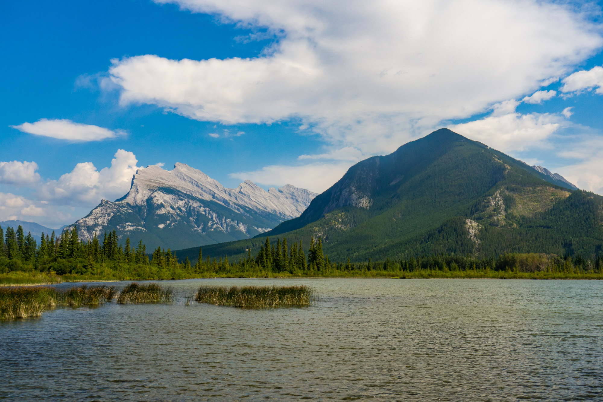Banff Nationalpark - Vermillion Lake