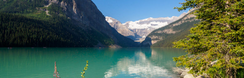 Banff Nationalpark - Lake Louise