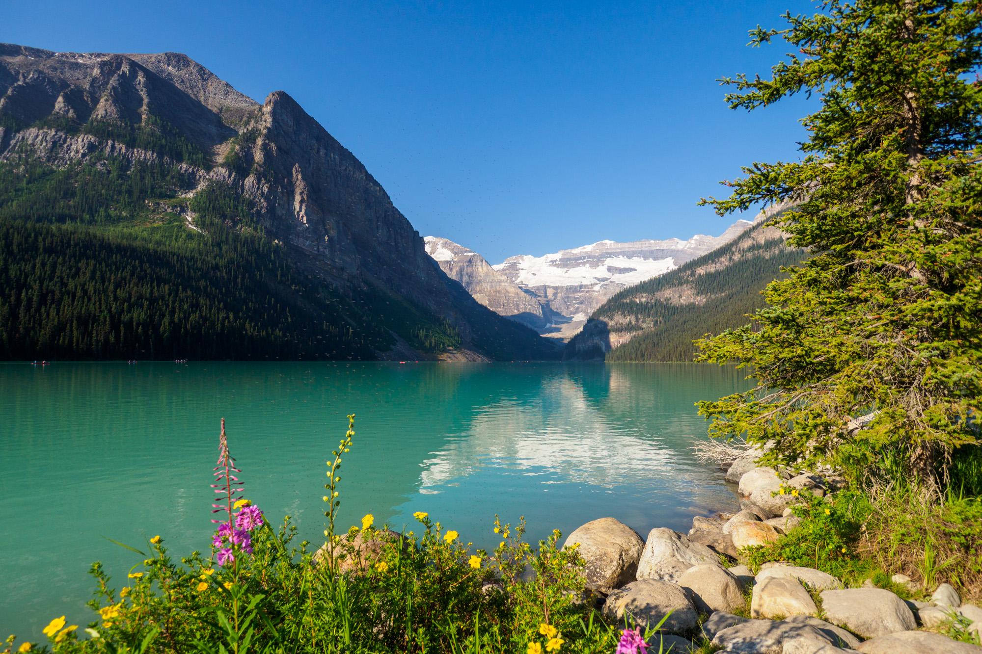 Banff Nationalpark - Lake Louise