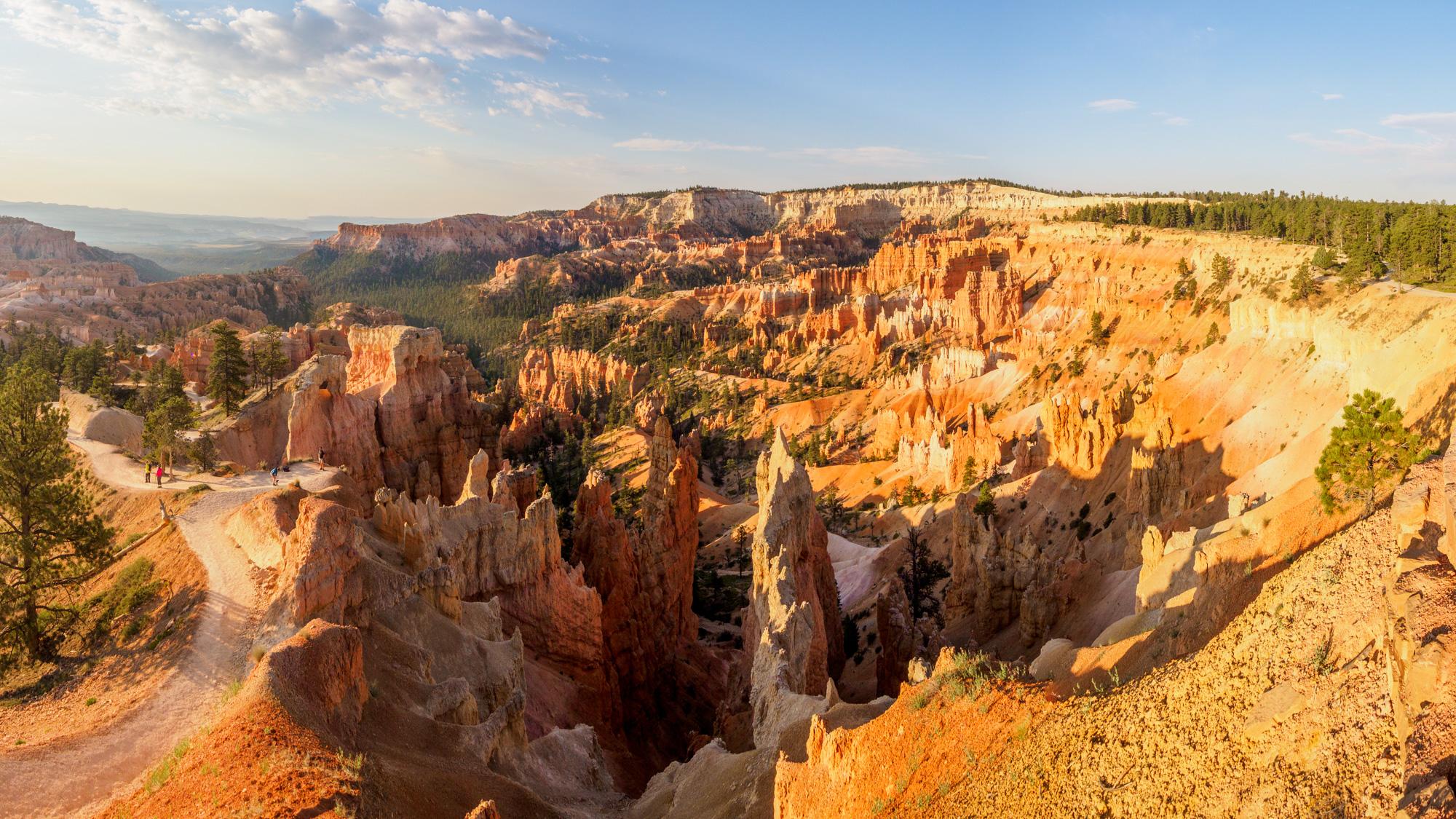 Bryce Canyon Nationalpark - Bryce Canyon