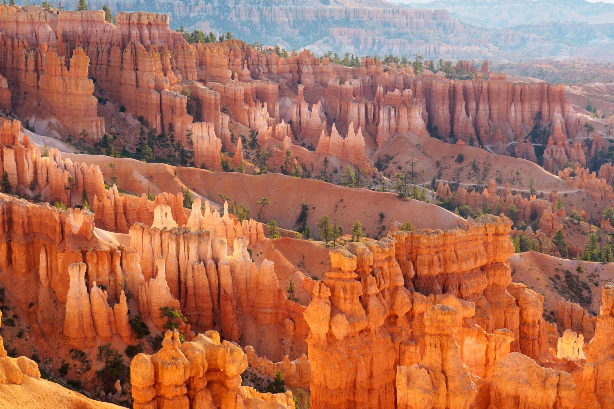 Bryce Canyon Nationalpark - Hoodoos des Bryce Canyon