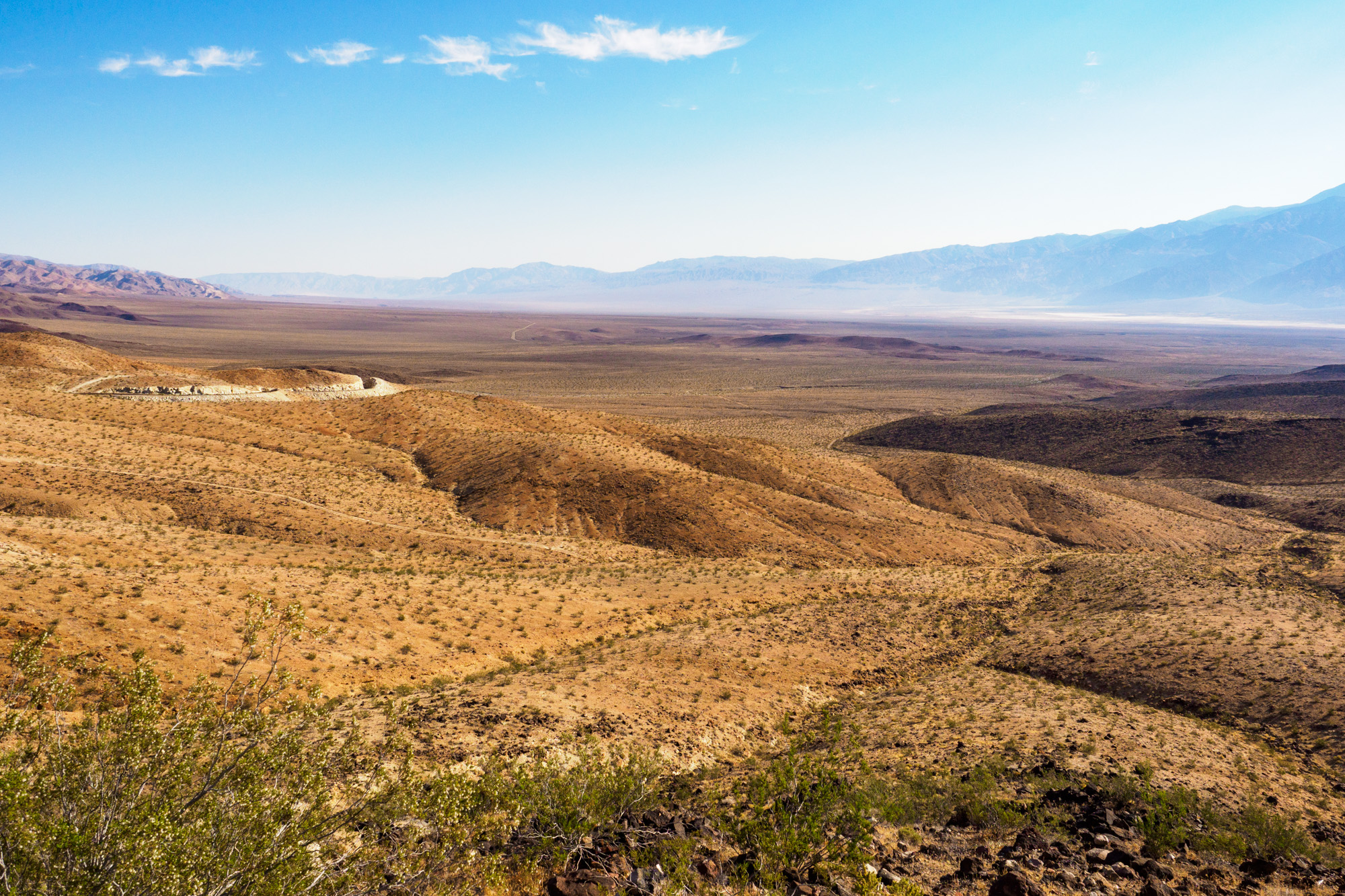 Death Valley Nationalpark - Panamint Valley