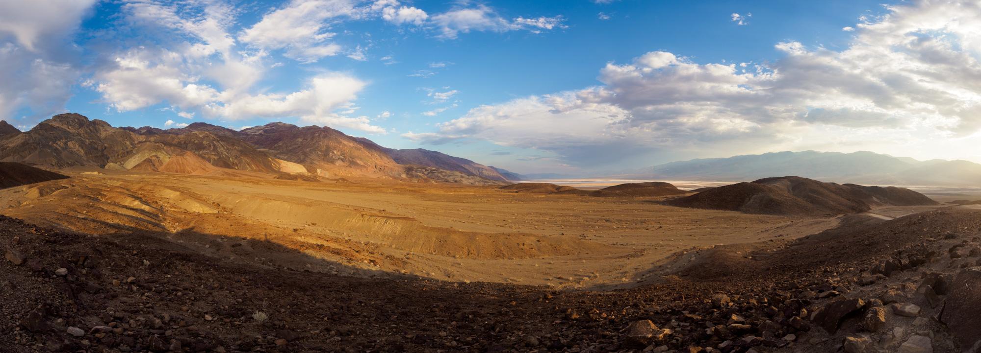 Death Valley Nationalpark - Artist Drive