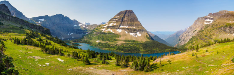 Glacier Nationalpark - Hidden Lake