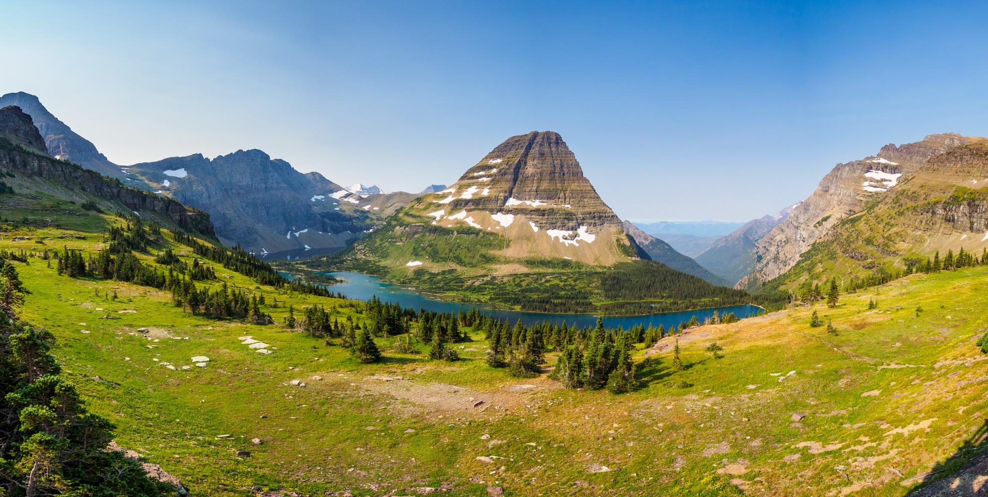 Glacier Nationalpark - Hidden Lake