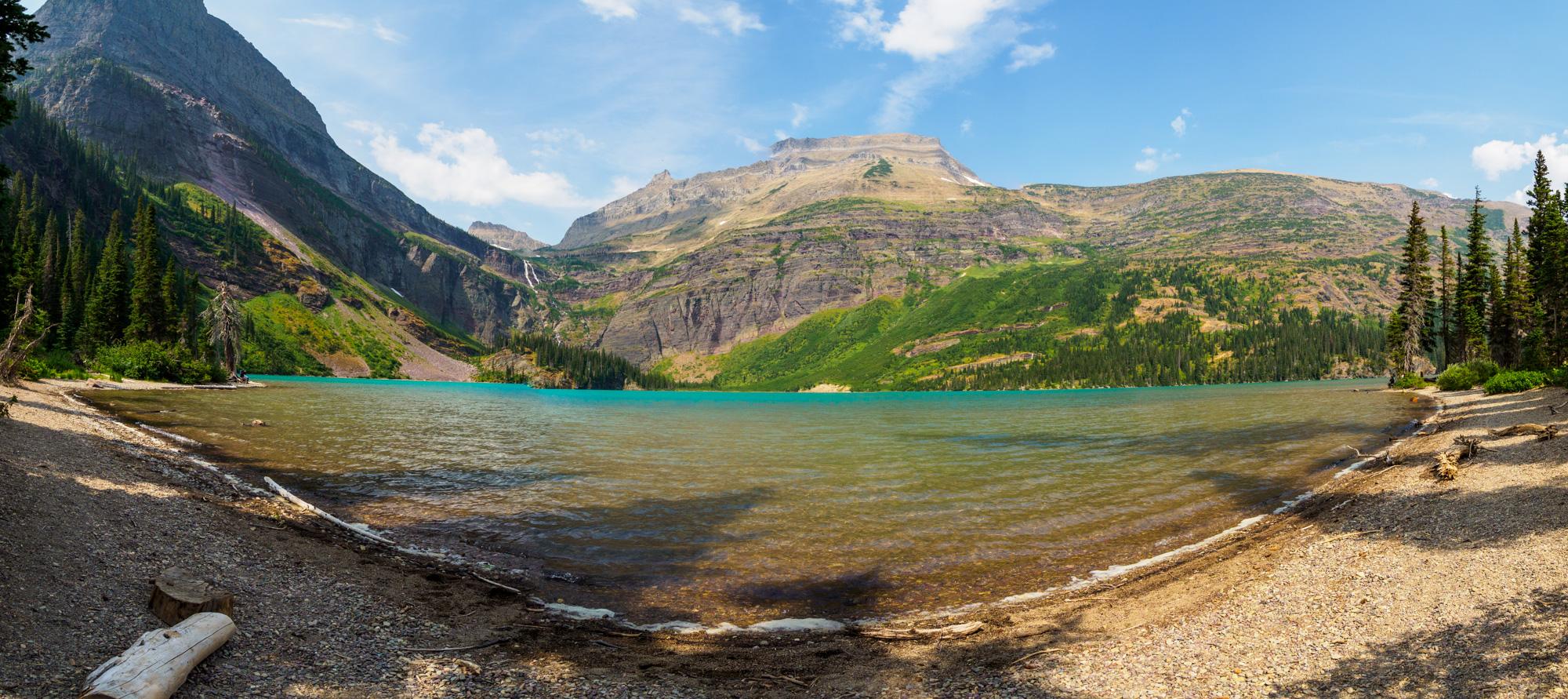 Glacier Nationalpark - Grinnell Lake