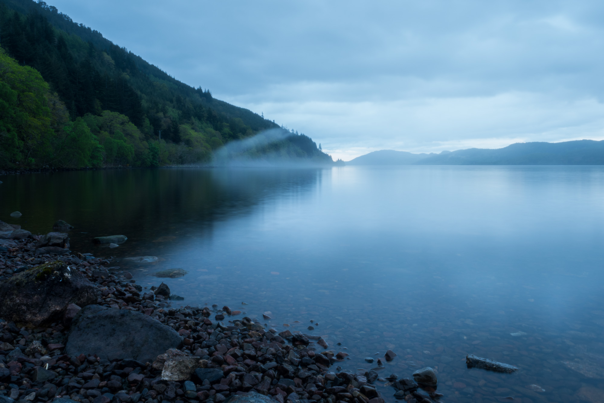 Great Glen Way - Loch Ness