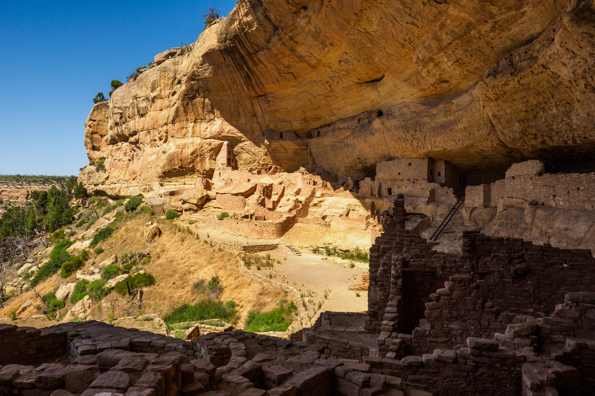Mesa Verde Nationalpark - Long House