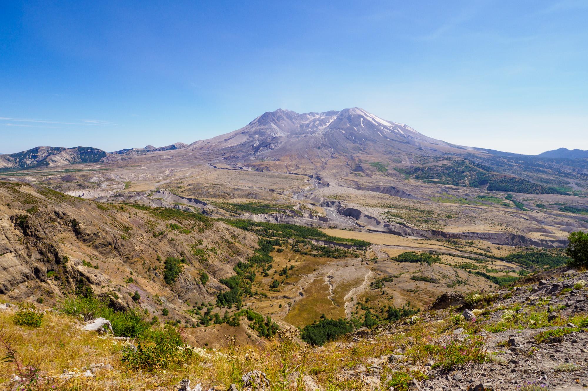 Mt St Helens - Mt St Helens