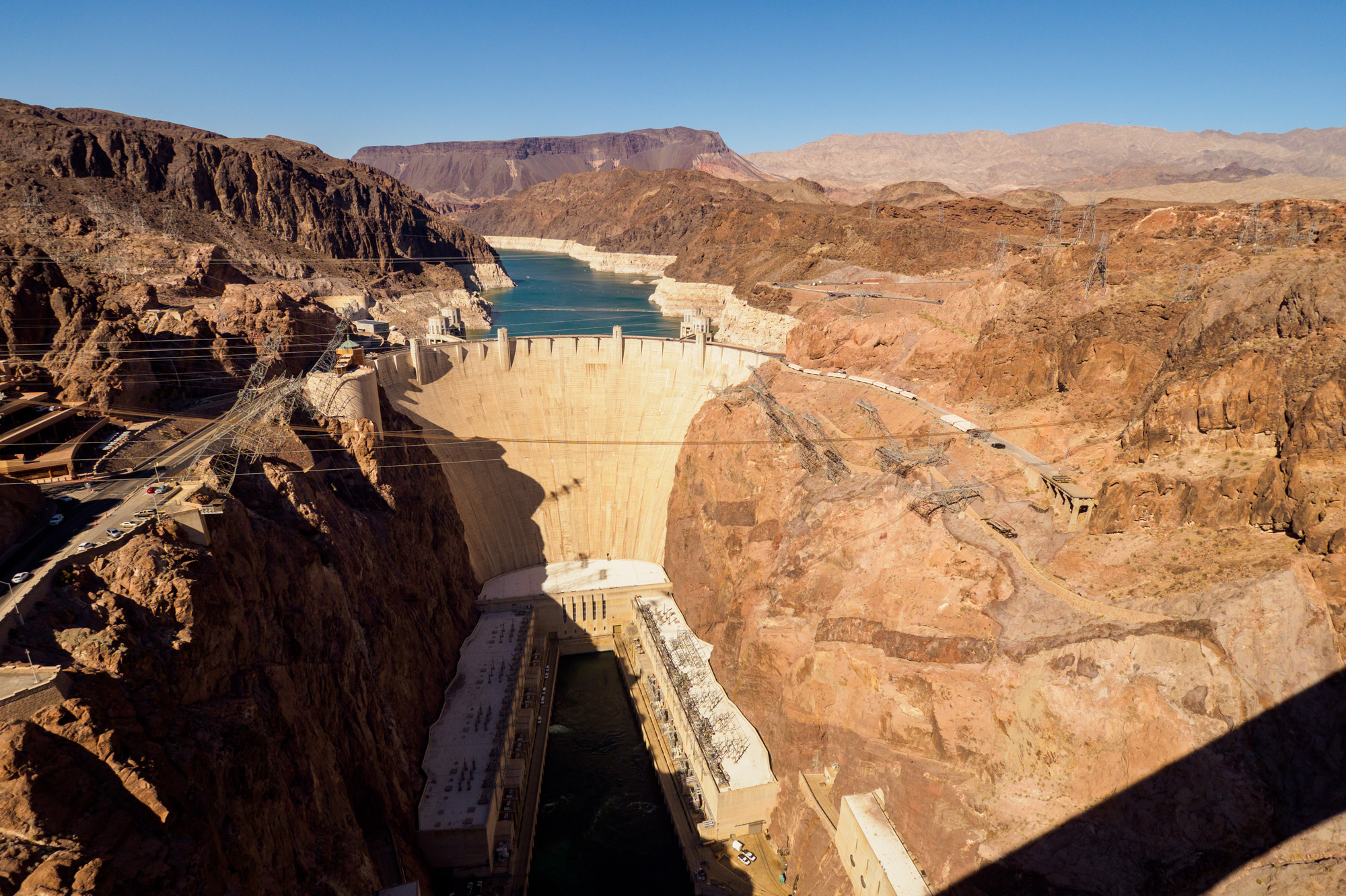 Hoover Dam - Hoover Dam
