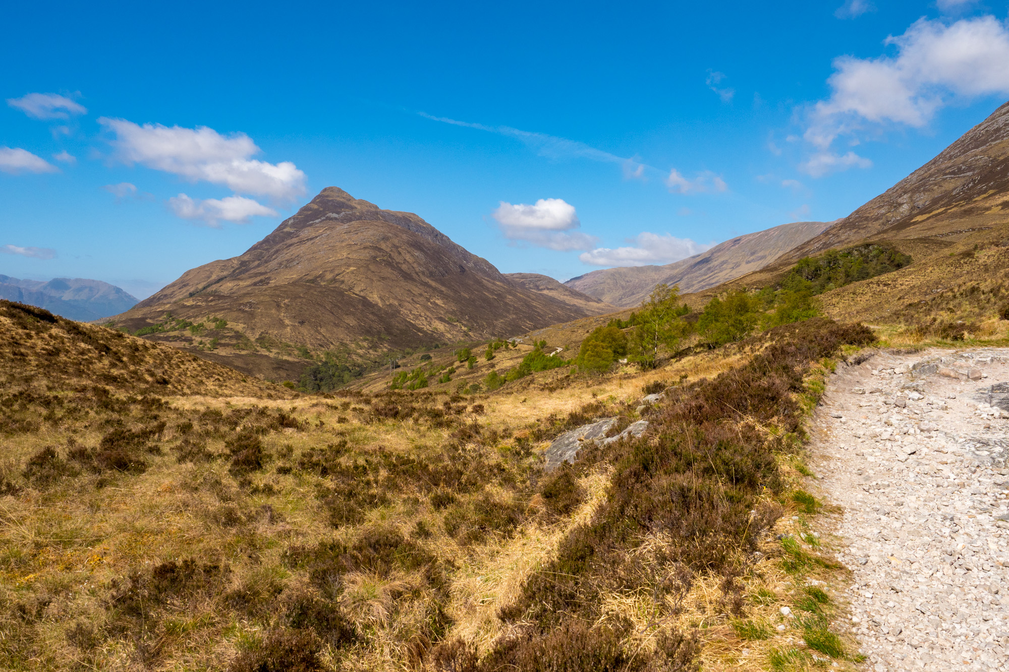 West Highland Way - Zwischen Kinlochleven und Fort William