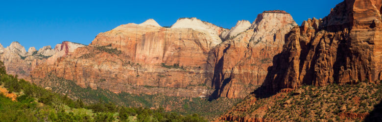Zion Nationalpark - Zion Canyon