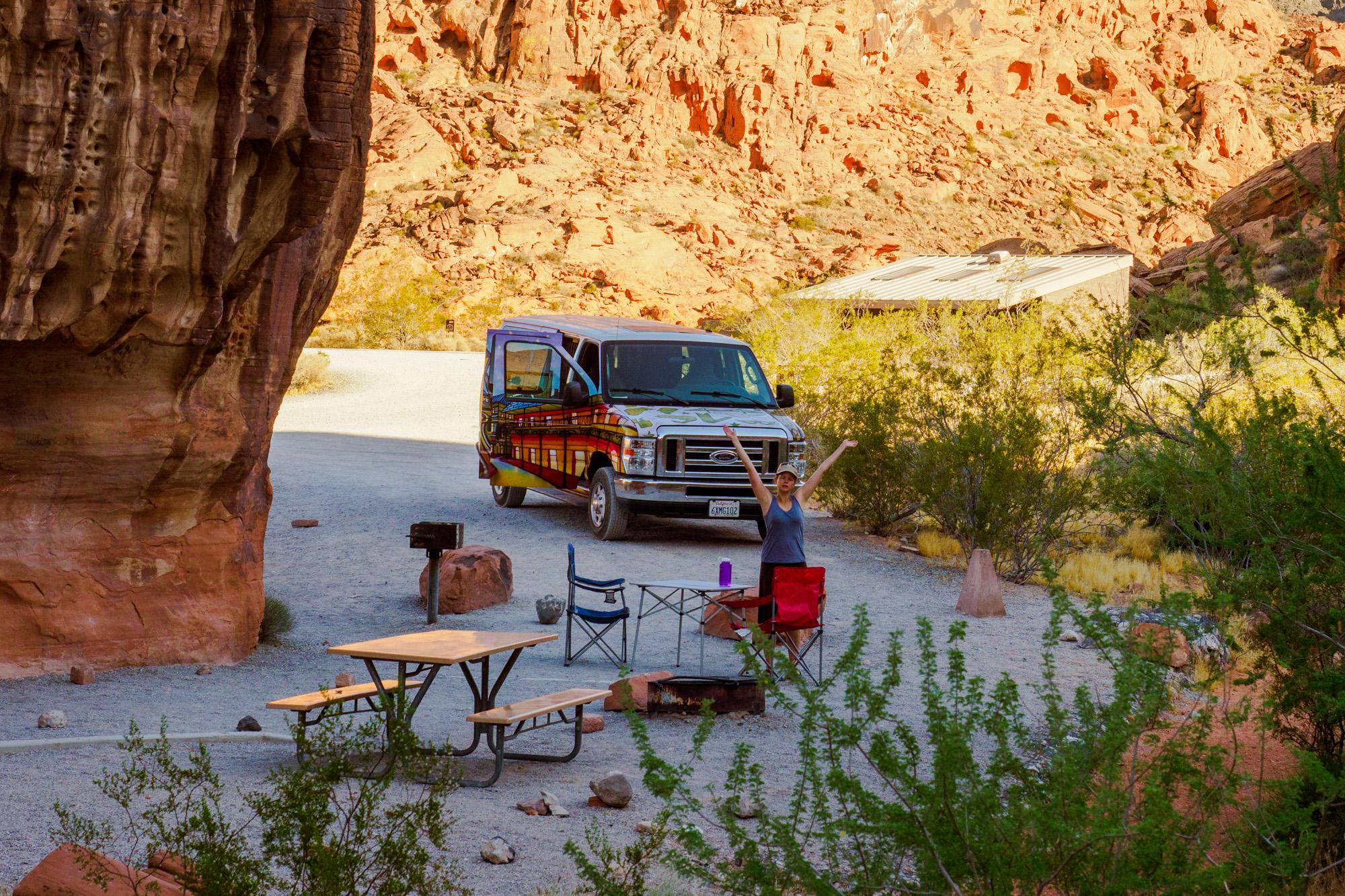 unsere erfahrungen mit einem escape campervan. Black Bedroom Furniture Sets. Home Design Ideas