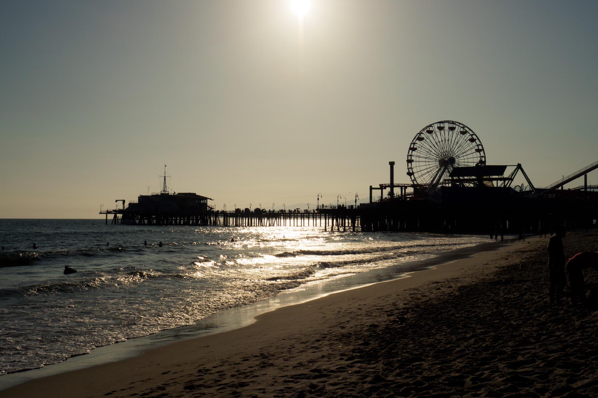 Los Angeles - Santa Monica Pier