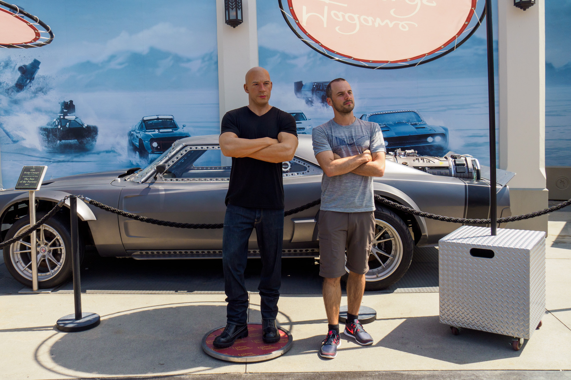 Los Angeles - Universal Studios - Fast and the Furious