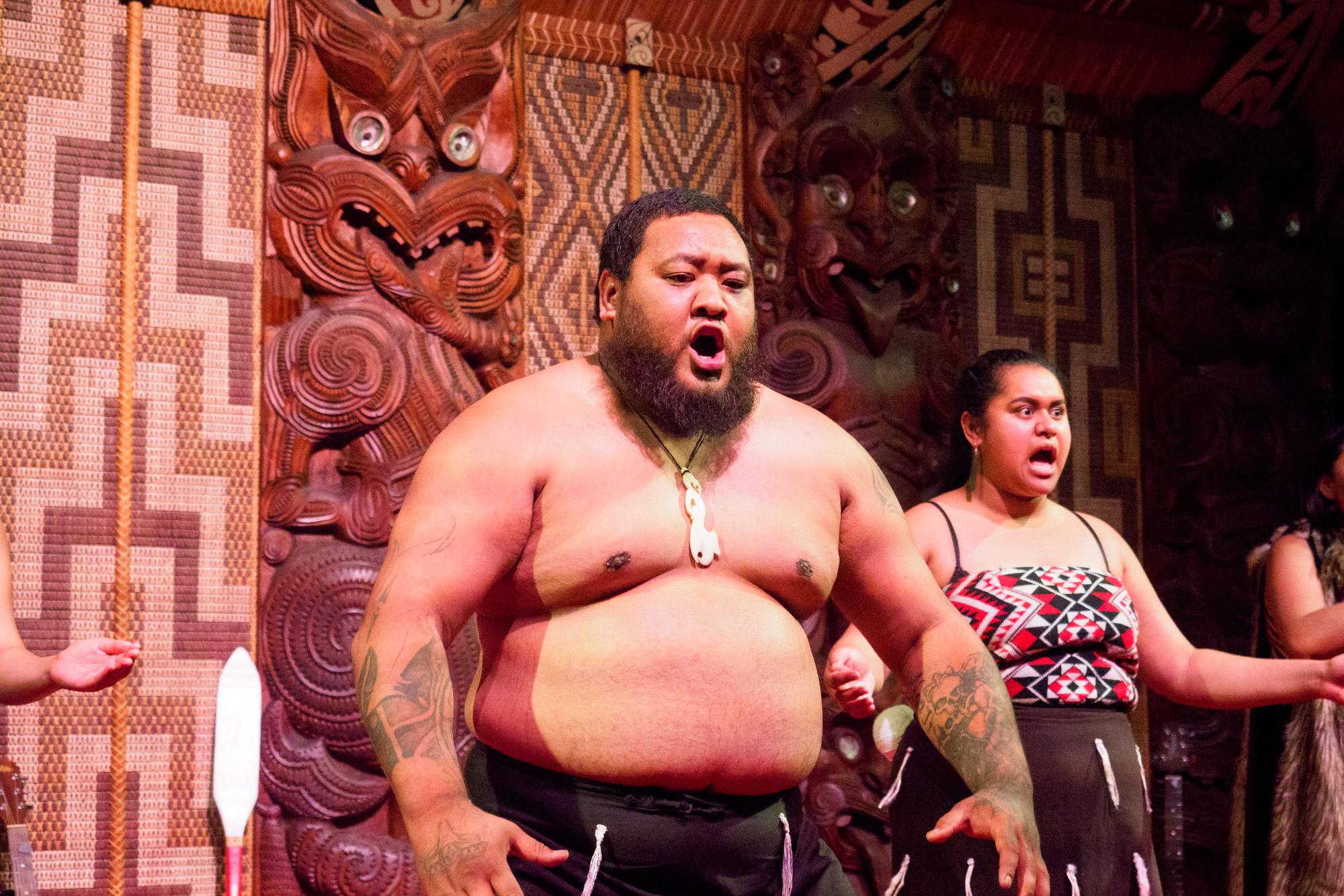 Northlands - Maori-Kultur im Waitangi Treaty