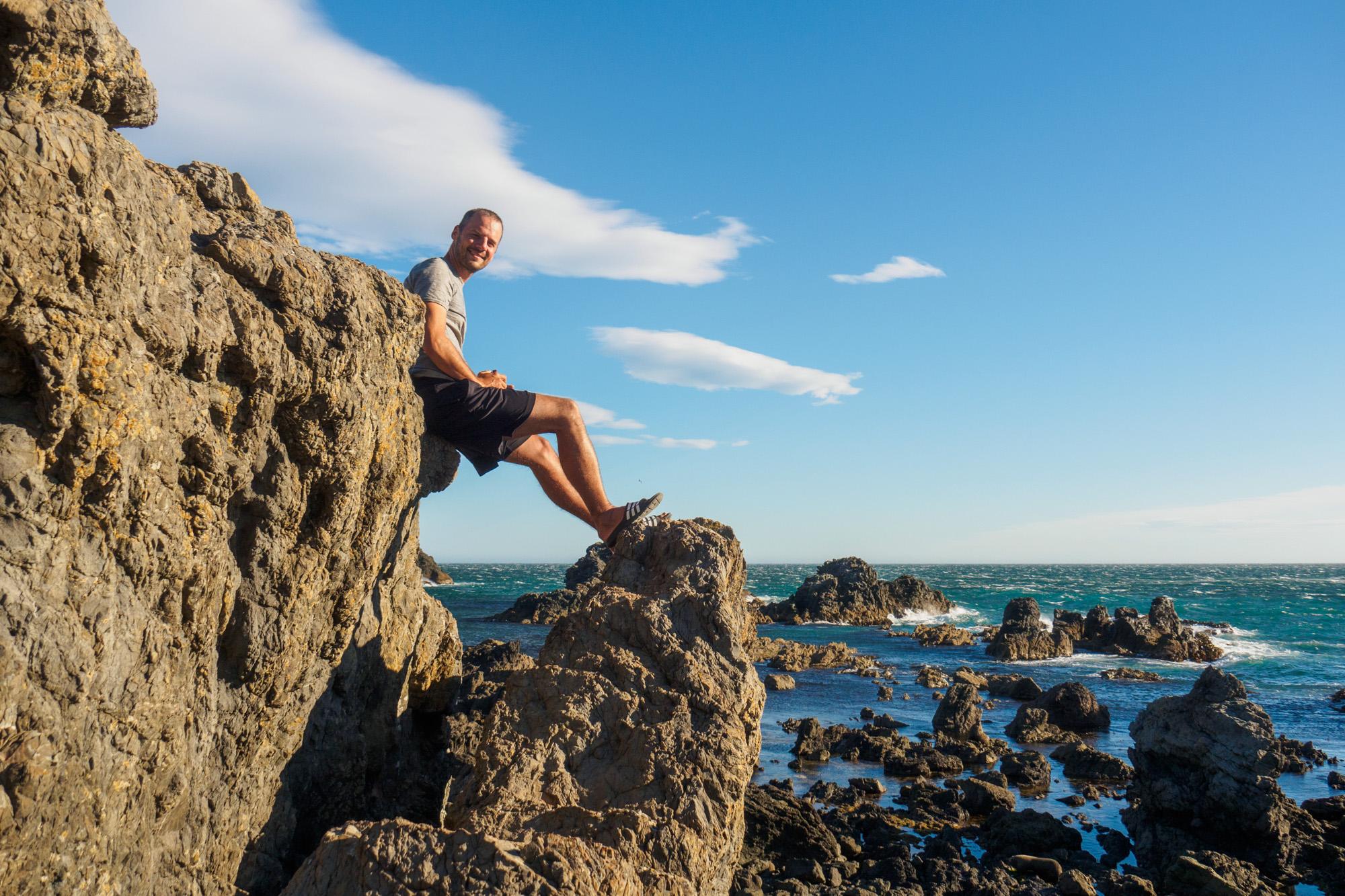 Cape Palliser - Beste Plätze für die Beobachtung von Fellrobben