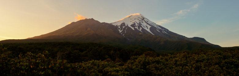 Mt Taranaki - Mt Taranaki