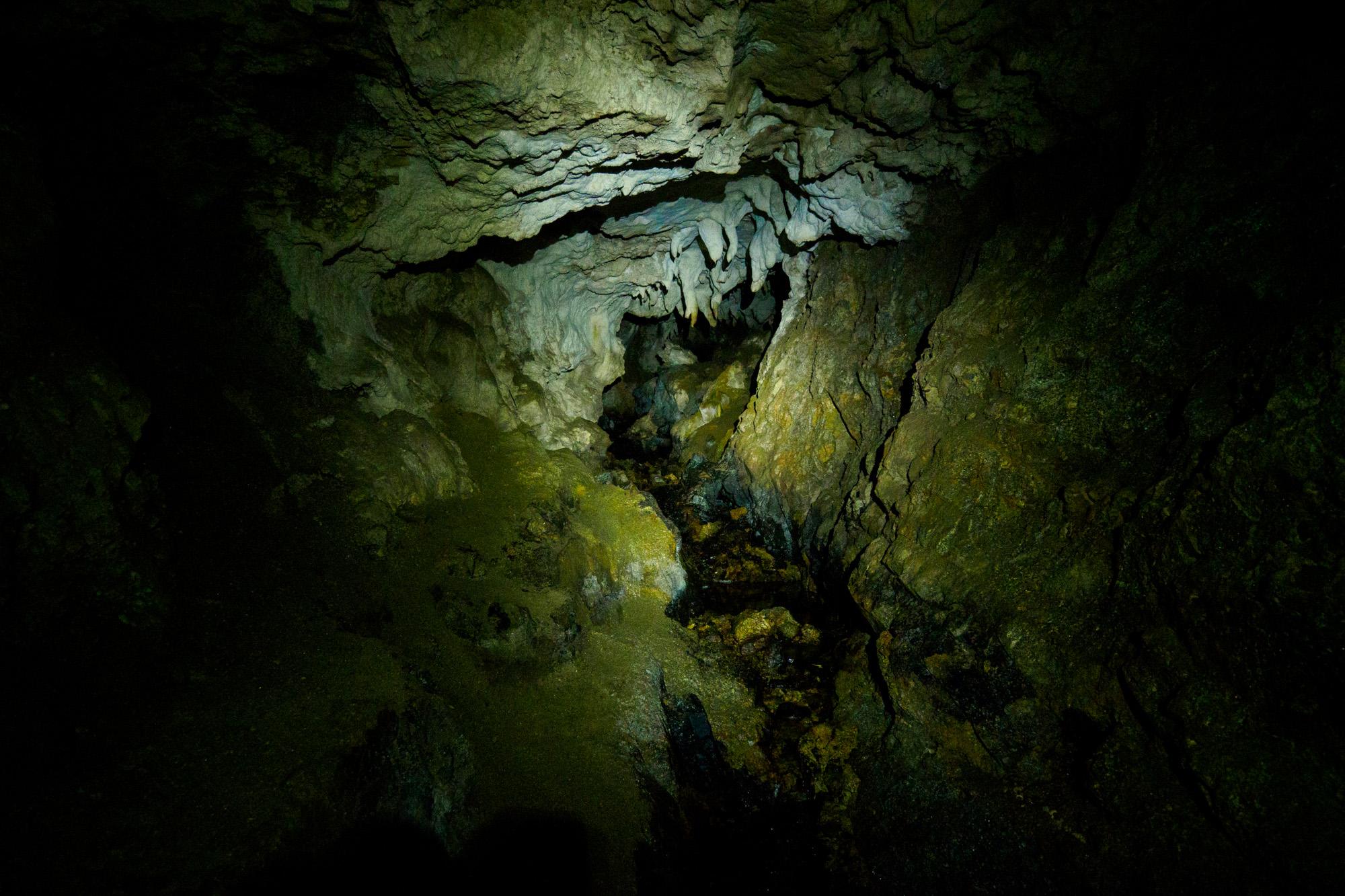 Kahurangi Nationalpark - Höhlendurchstieg in The Fenian