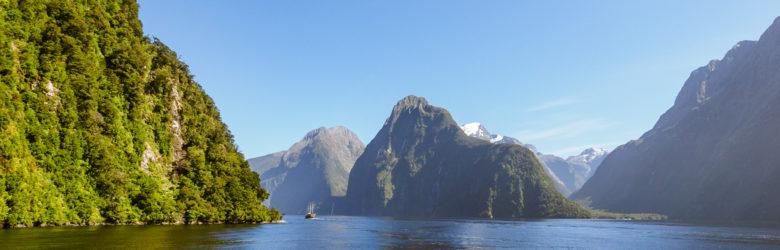 Milford Sound - Um den Mitre Peak