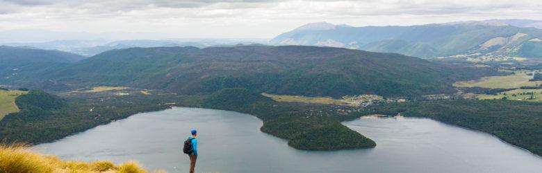 Nelson Lakes Nationalpark - Lake Rotoiti