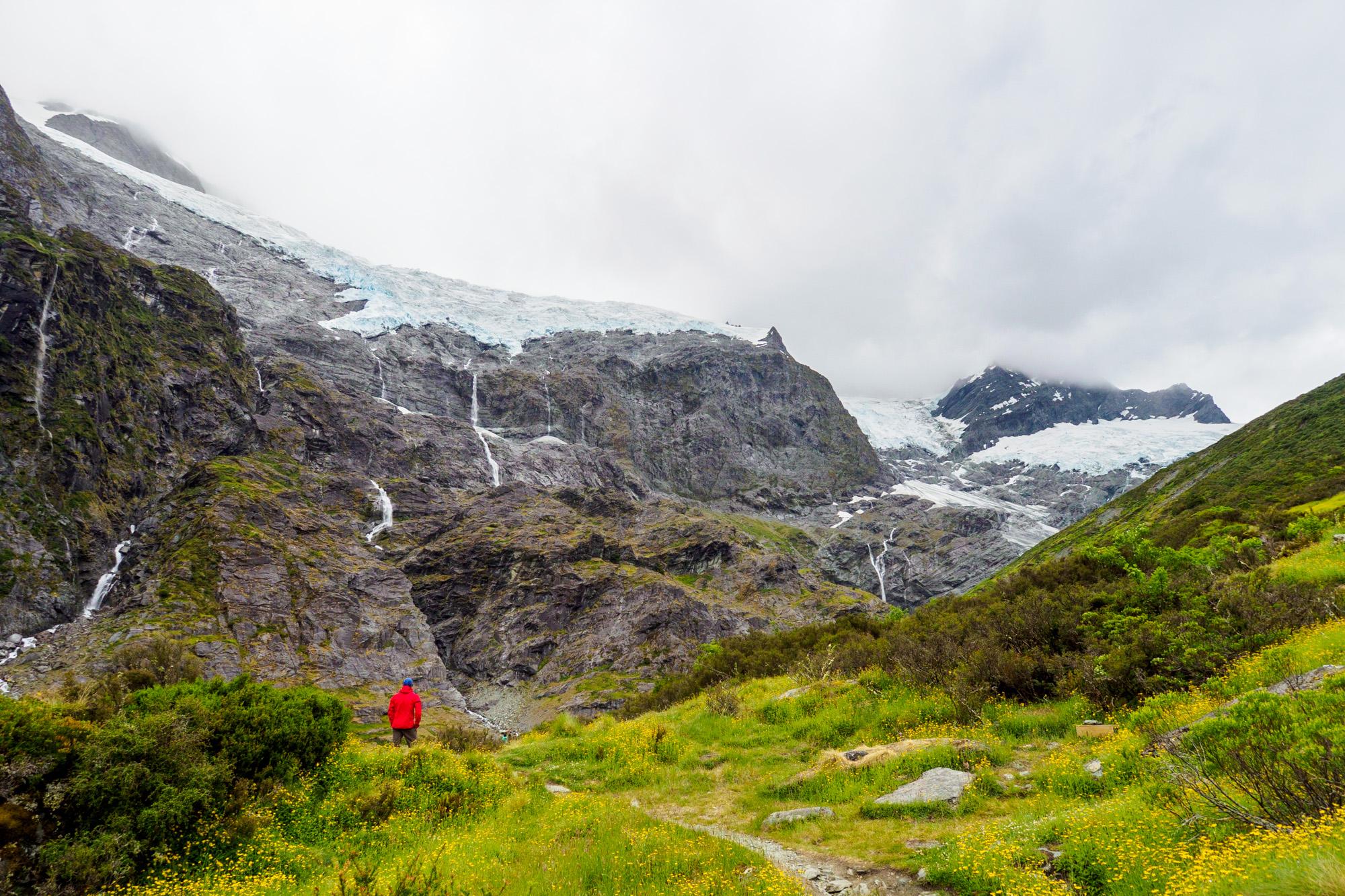 Wanaka - Rob Roy Glacier