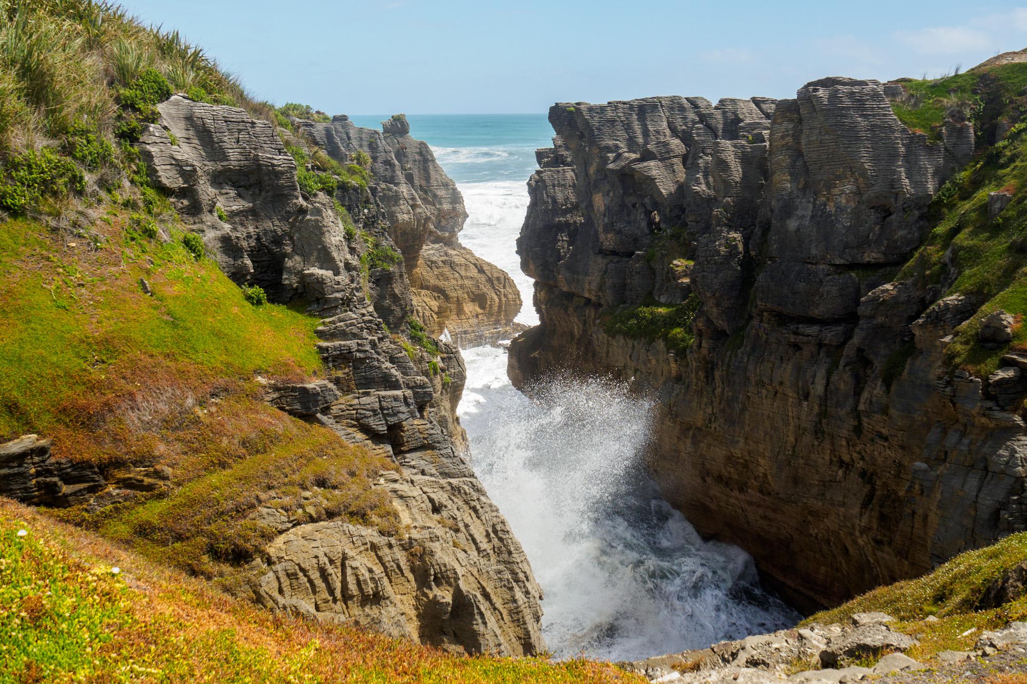 Westküste - Pancake Rocks