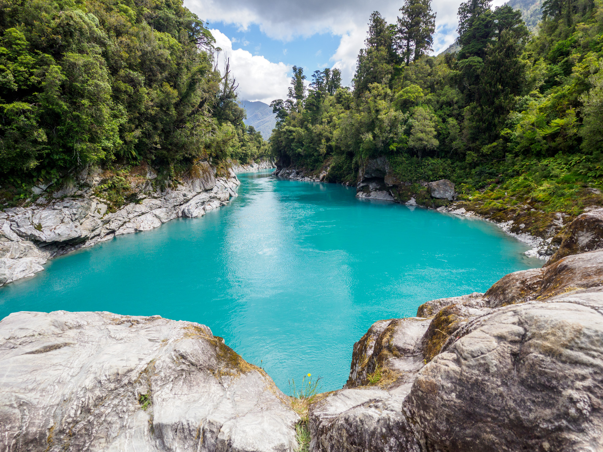 Westküste - Hokitika Gorge