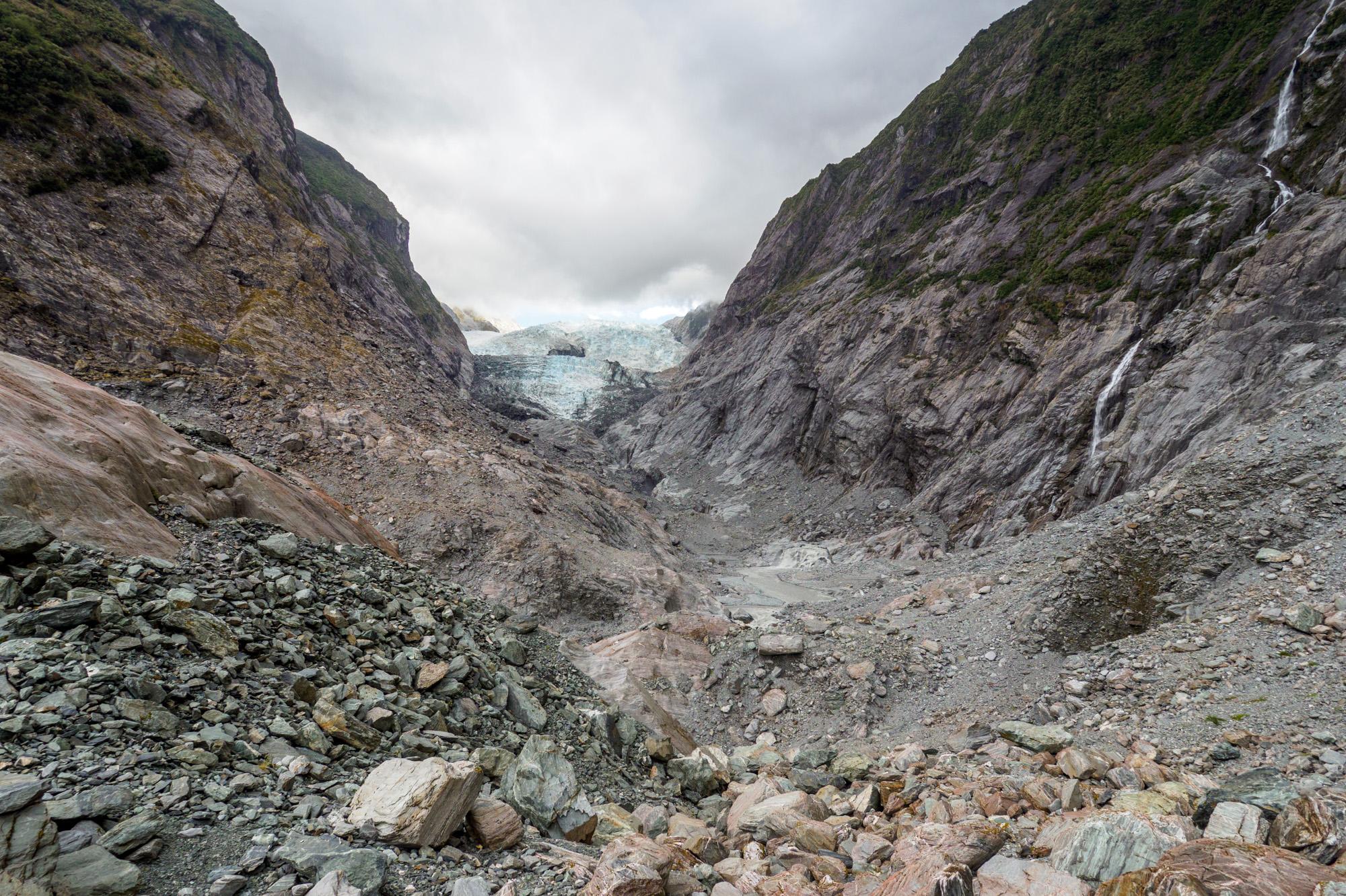 Westküste - Franz Joseph Glacier