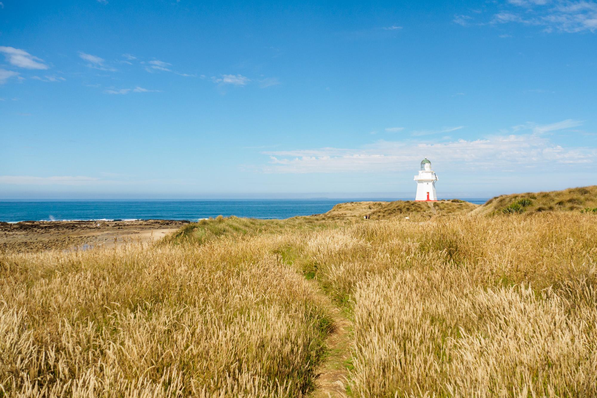 Catlins - Waipapa Point Lighthouse