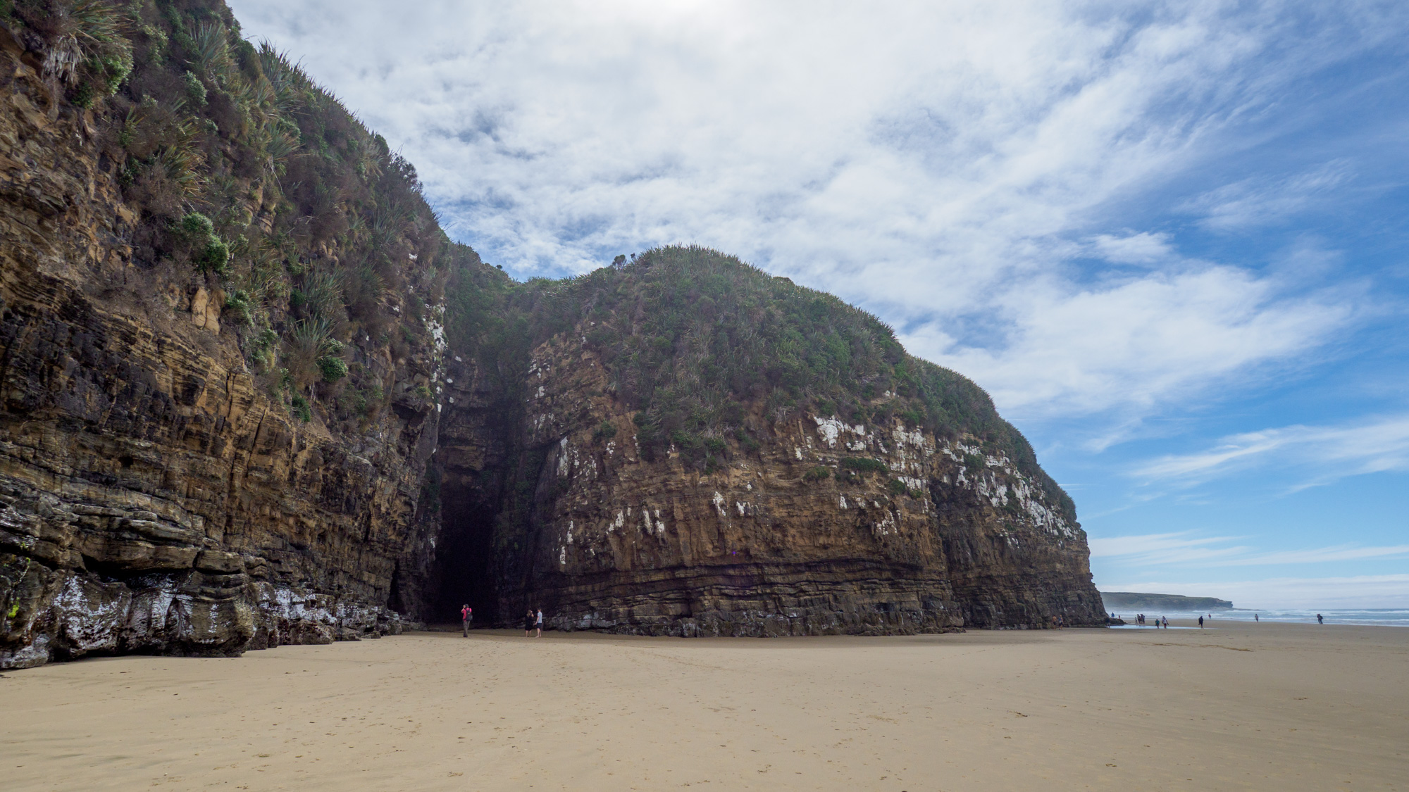 Catlins - Cathedral Cove