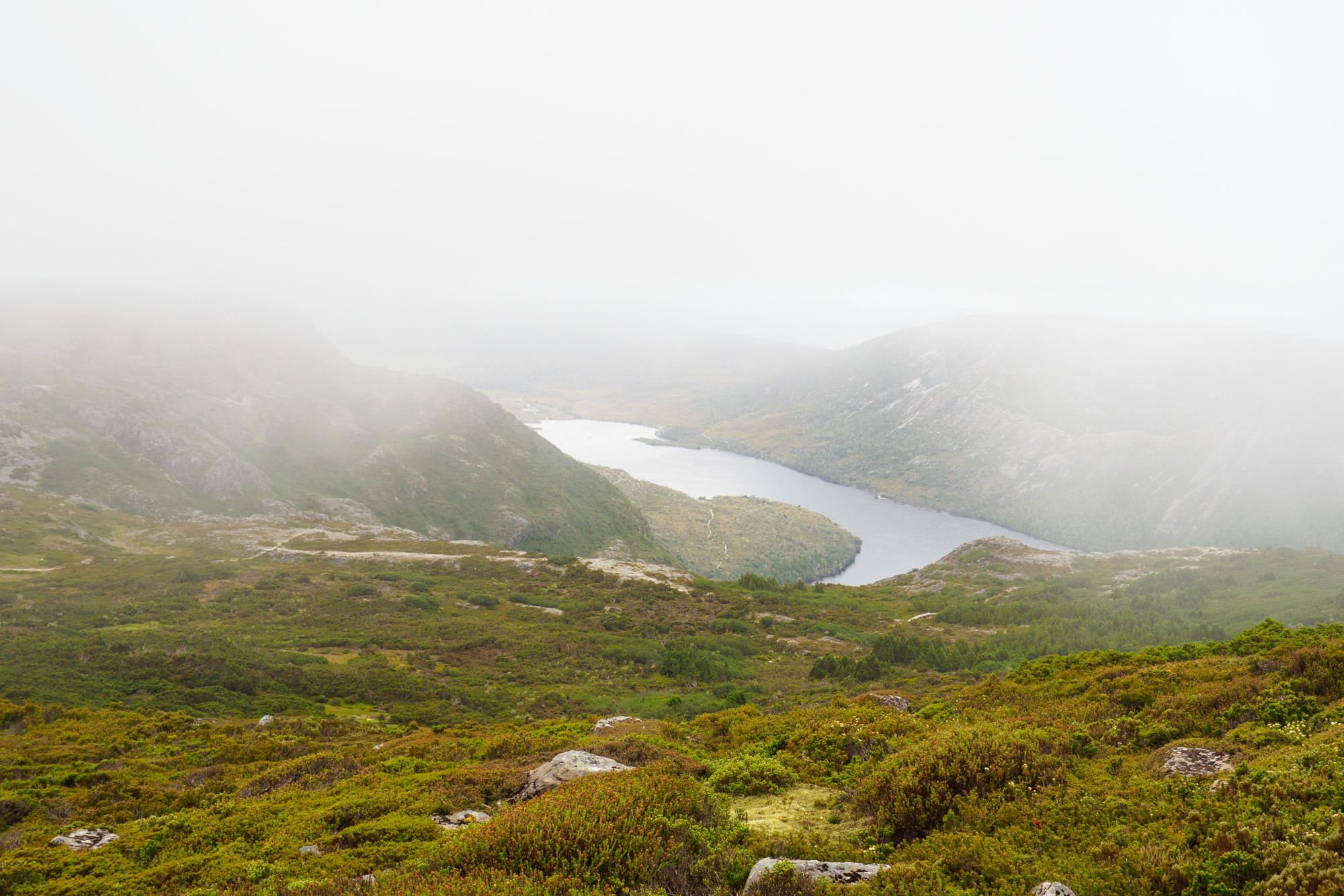 Cradle Mountain Nationalpark- Dove Lake