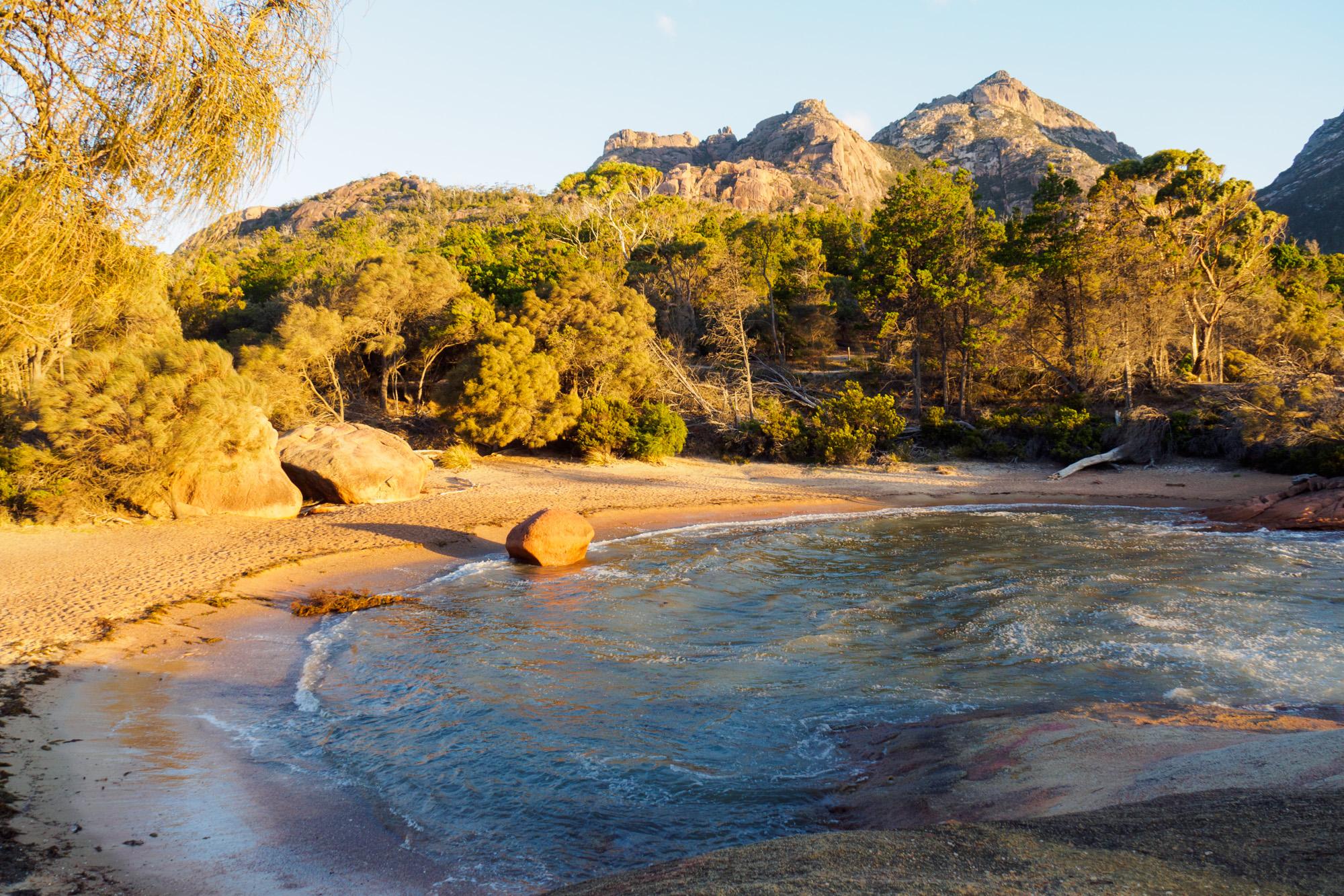 Freycinet Nationalpark - Honeymoon Bay
