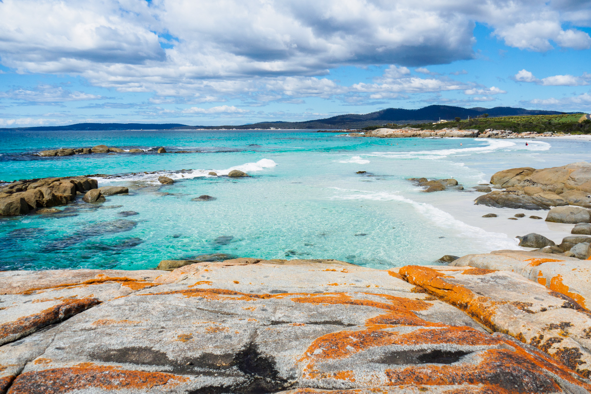 Great Eastern Drive - The Gardens in der Bay of Fires