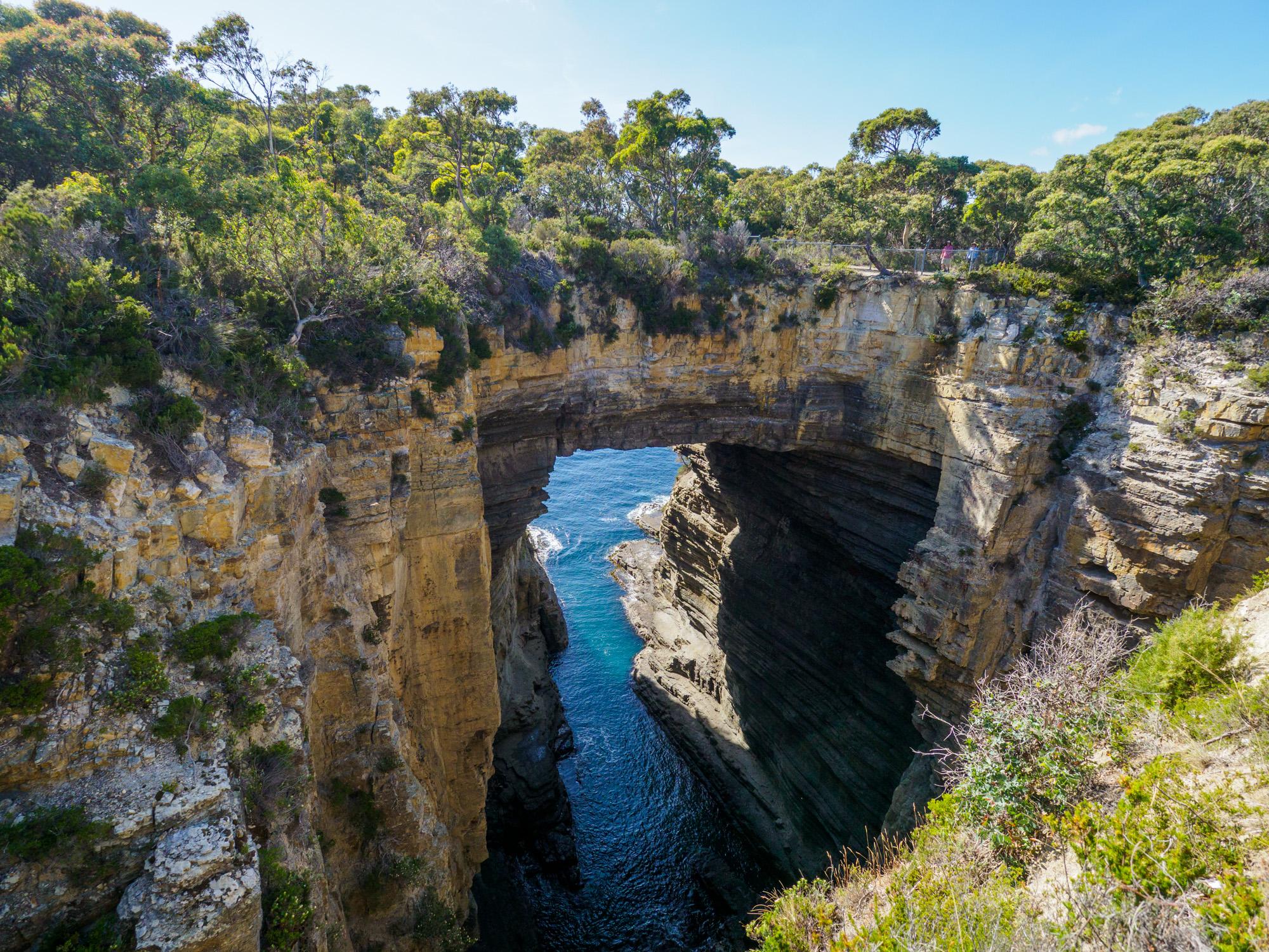 Tasman Peninsula - Tasman Arch