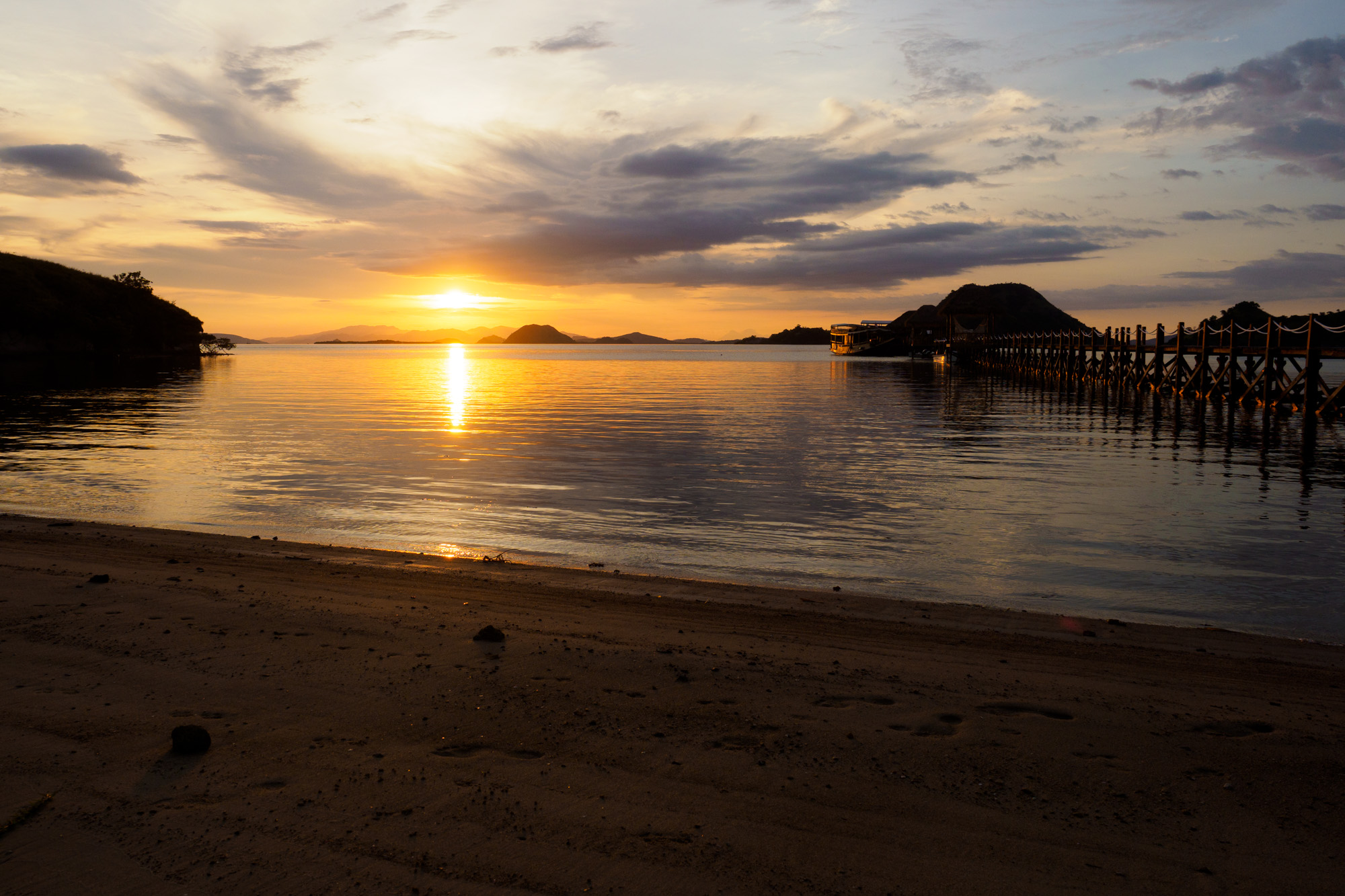 Komodo Nationalpark -