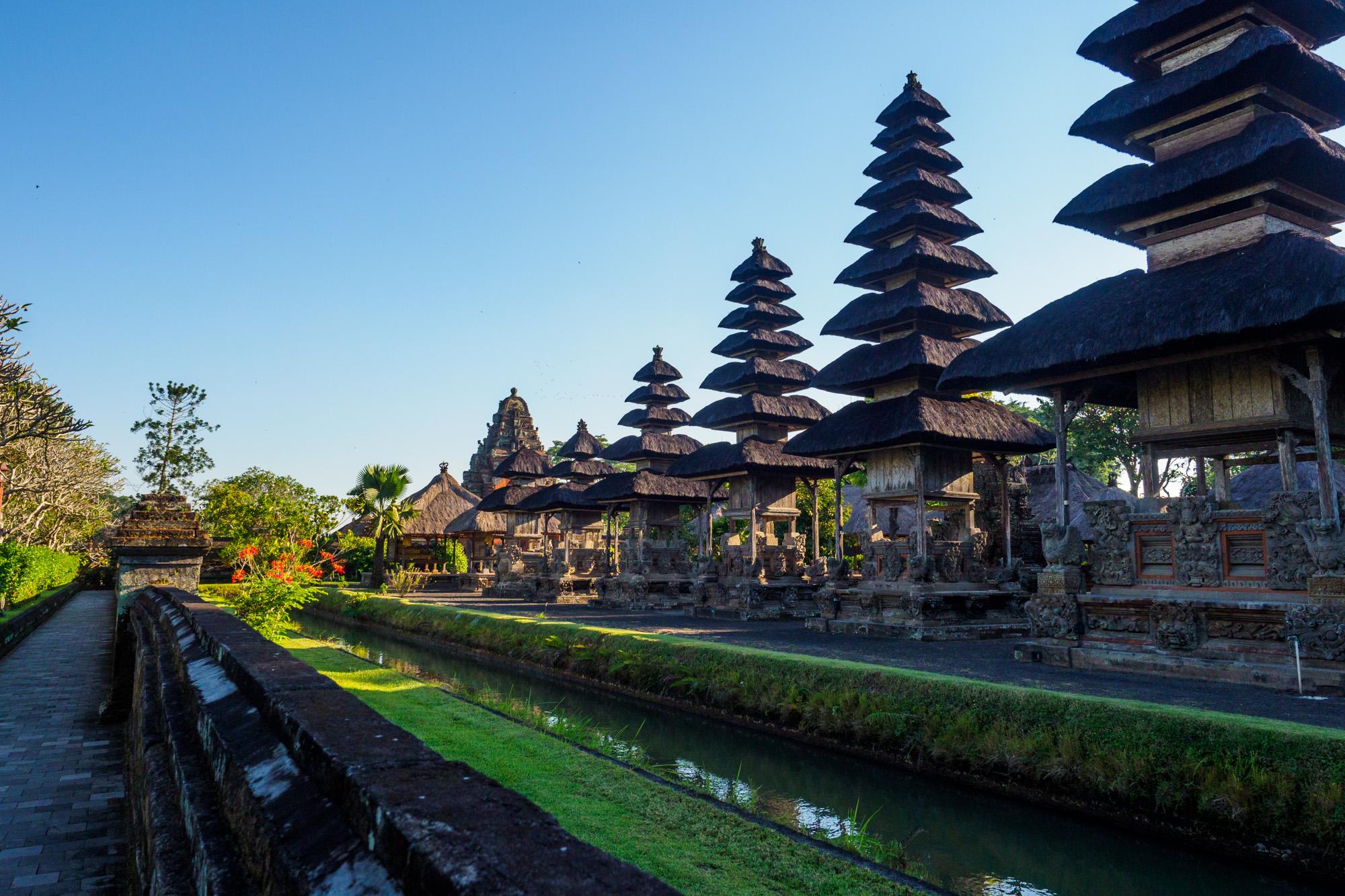 Denpasar - Pura Taman Ayun